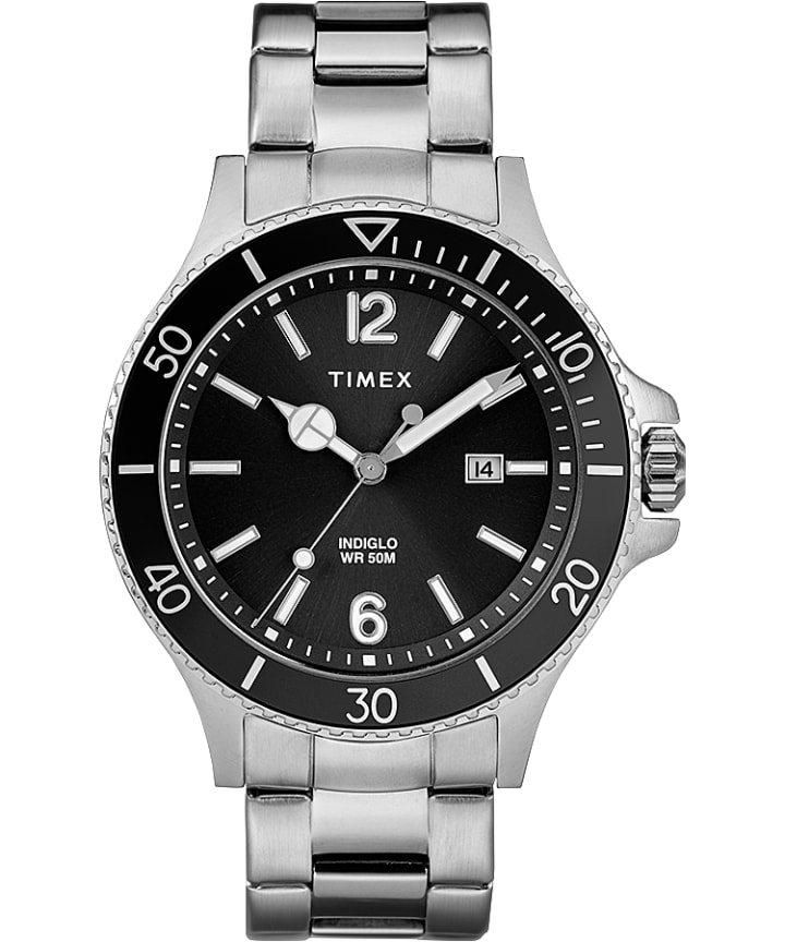 Harborside 42mm Bracelet Watch  large