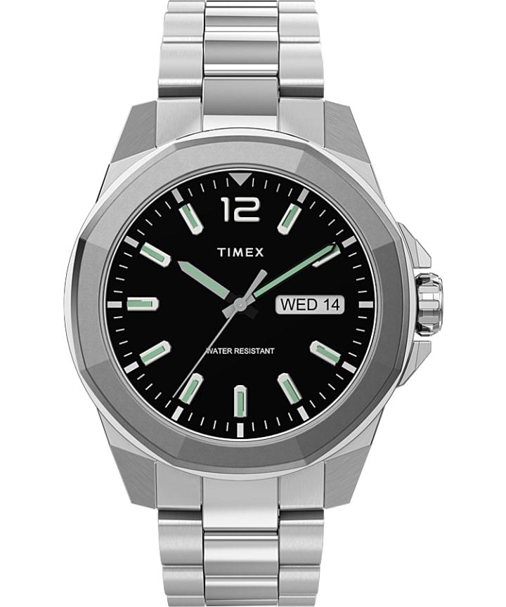 Essex Avenue 44mm Stainless Steel Bracelet Watch  large