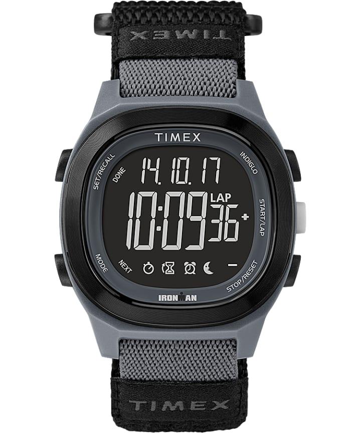 Ironman Transit 40mm Full-Size FAST WRAP® Watch Black large