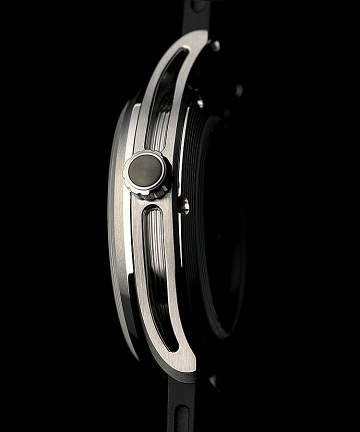 Giorgio Galli S1 Automatic Stainless-Steel/Black/Blue large