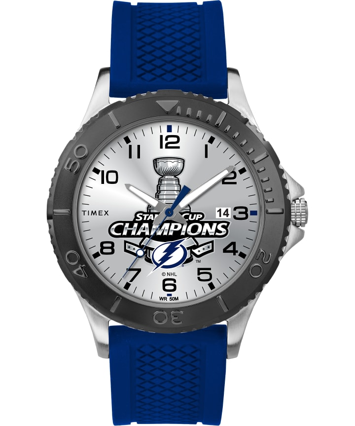 Stanley Cup 2021 Champions Tampa Bay Lightning  large
