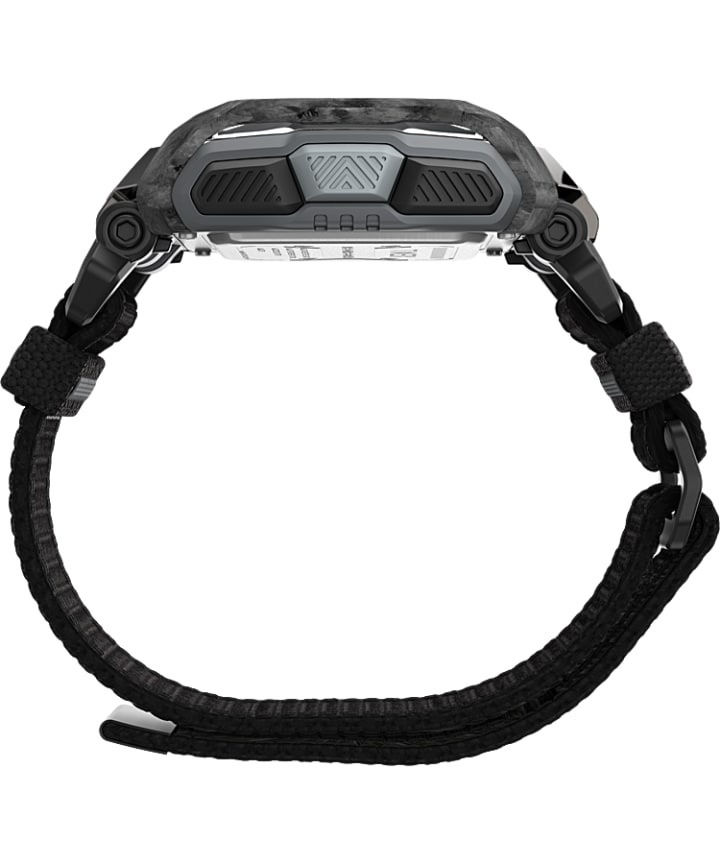 Command™ Shock 54mm Fabric FAST WRAP® Watch Black large