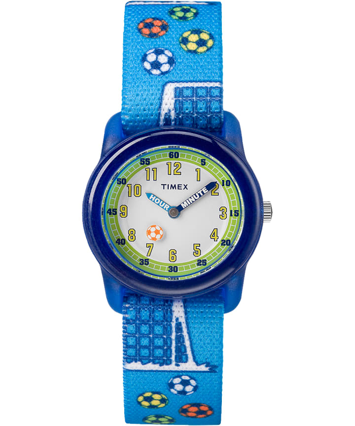 Kids Analog 32mm Nylon Strap Watch 1  large