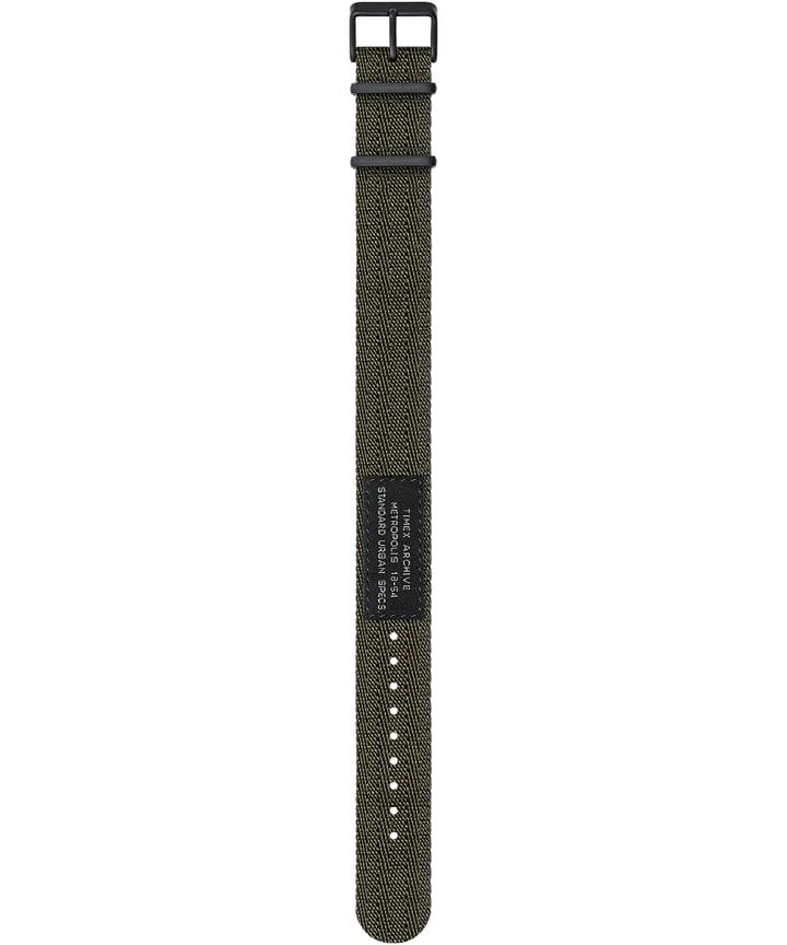 Military Herringbone Weave Fabric Strap  large
