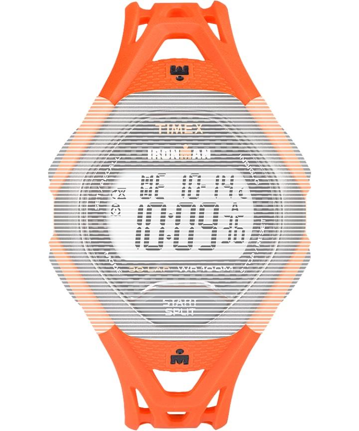 Replacement 17mm Resin Strap for Ironman® Sleek 30 Full-Size Orange large