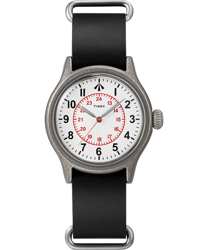Timex X Nigel Cabourn Naval Officers Watch  large