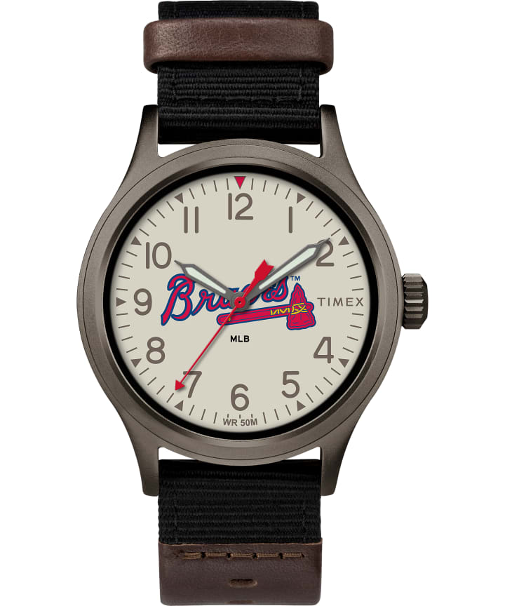 Clutch Atlanta Braves  large