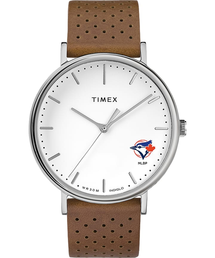 Bright Whites Toronto Blue Jays  large