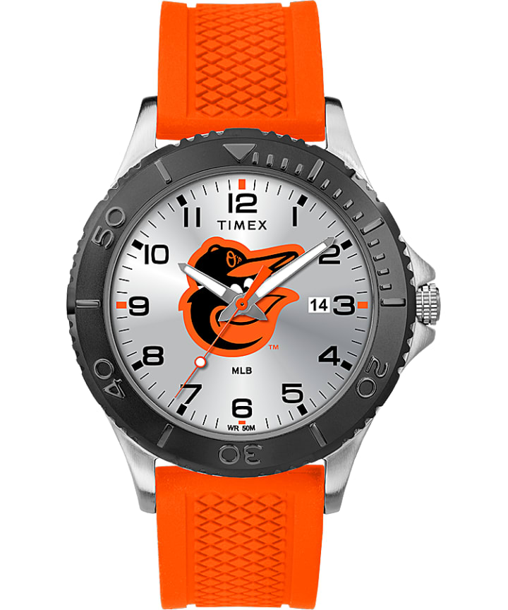 Gamer Orange Baltimore Orioles  large