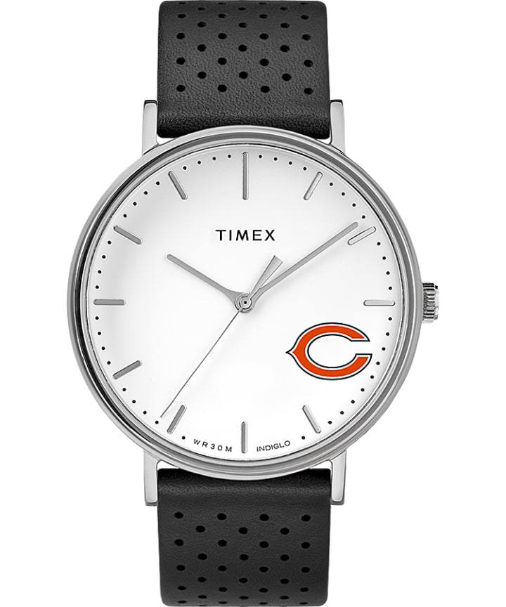 Bright Whites Chicago Bears  large