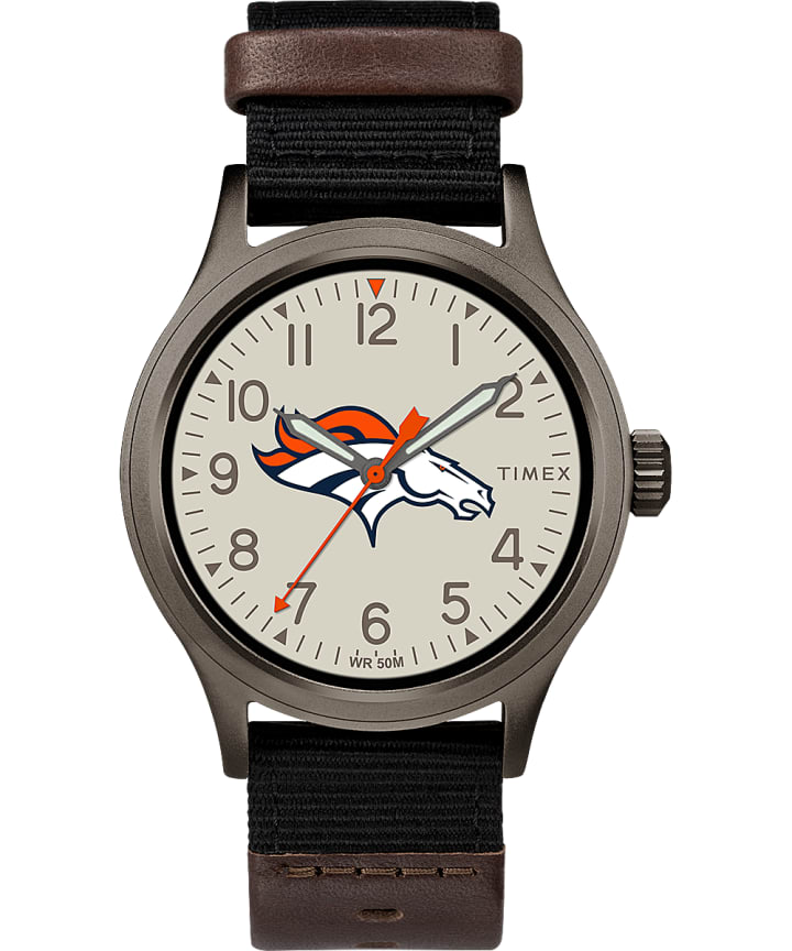 Clutch Denver Broncos  large
