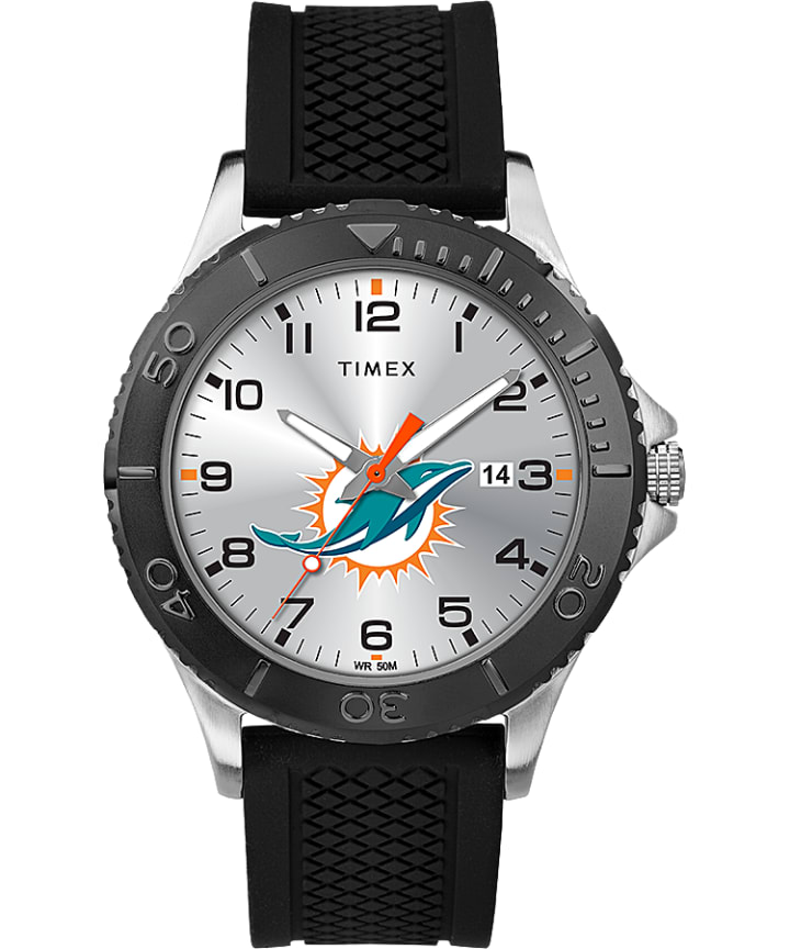 Gamer Black Miami Dolphins  large