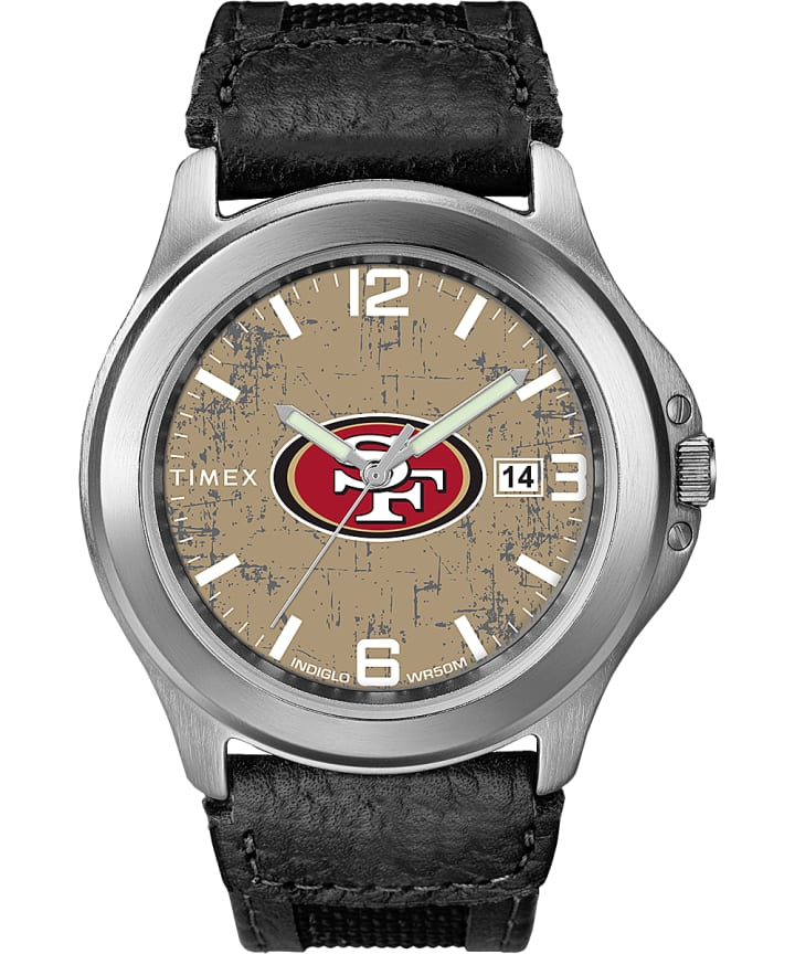 Old School San Francisco 49ers  large