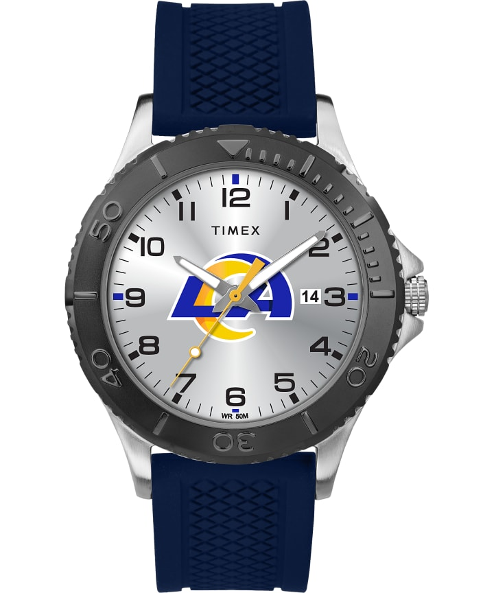Gamer Navy Los Angeles Rams  large