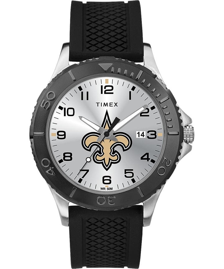 Gamer Black New Orleans Saints  large