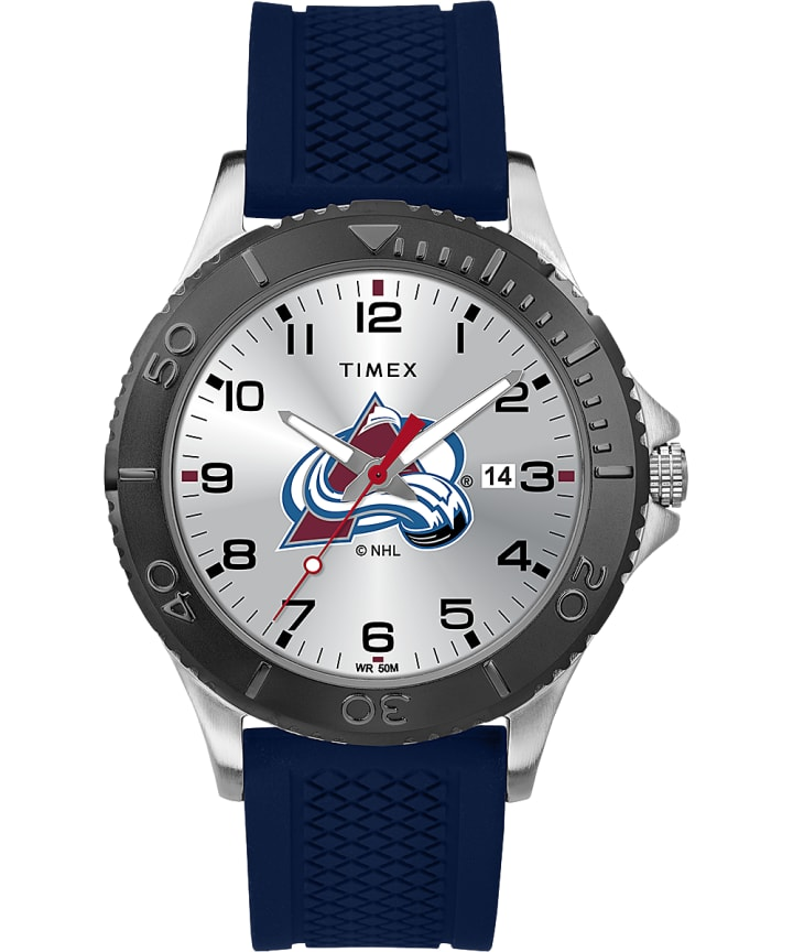 Gamer Navy Colorado Avalanche  large