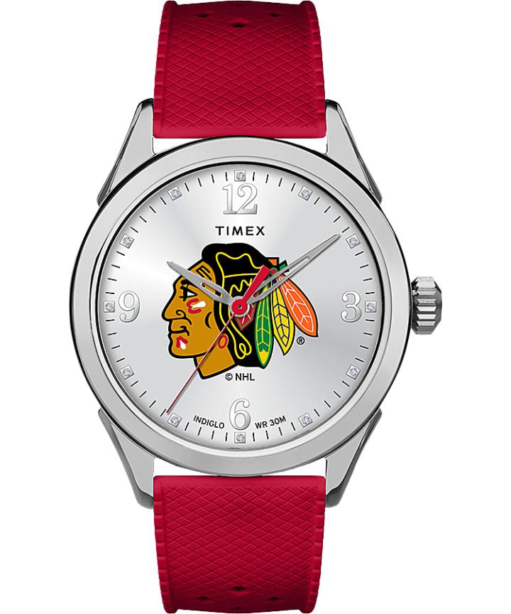 Athena Red Chicago Blackhawks  large