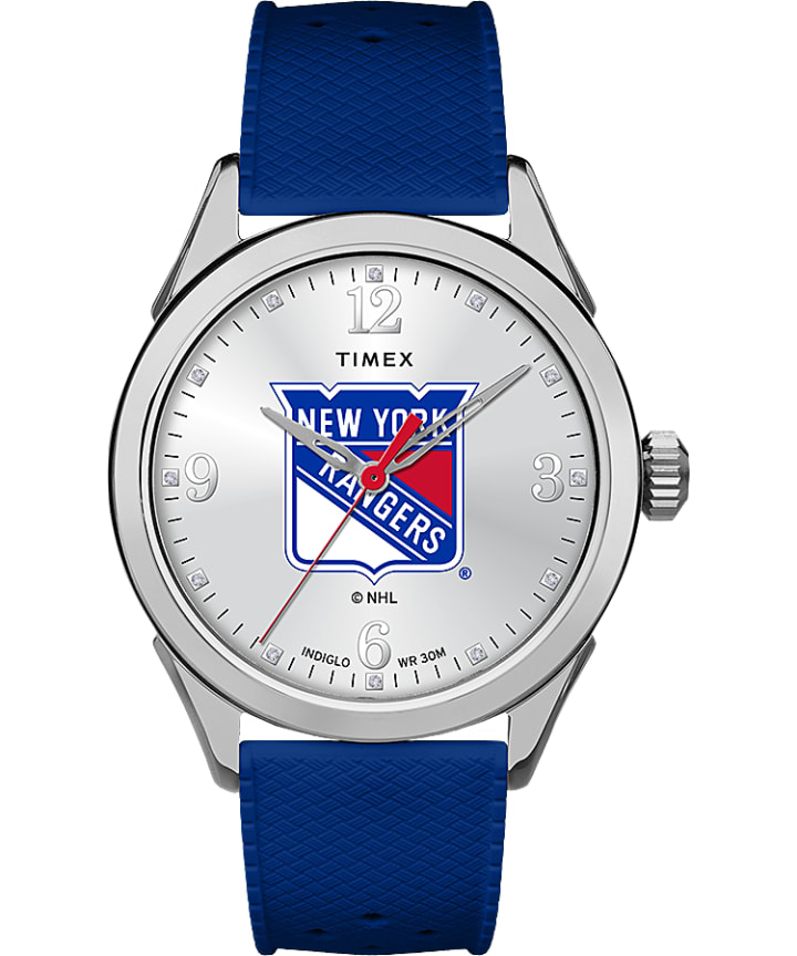 Athena Royal Blue New York Rangers  large
