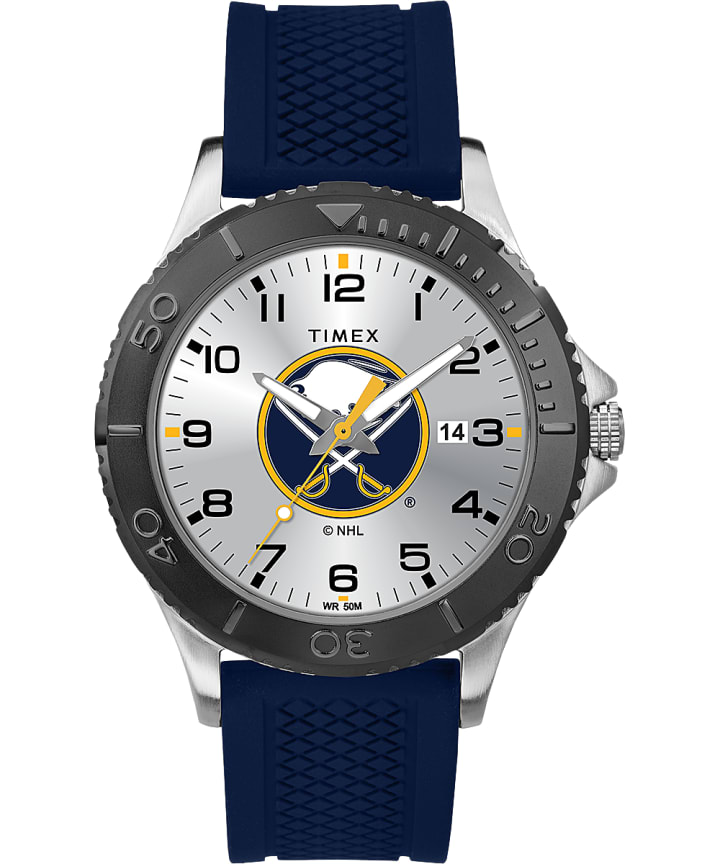 Gamer Navy Buffalo Sabres  large