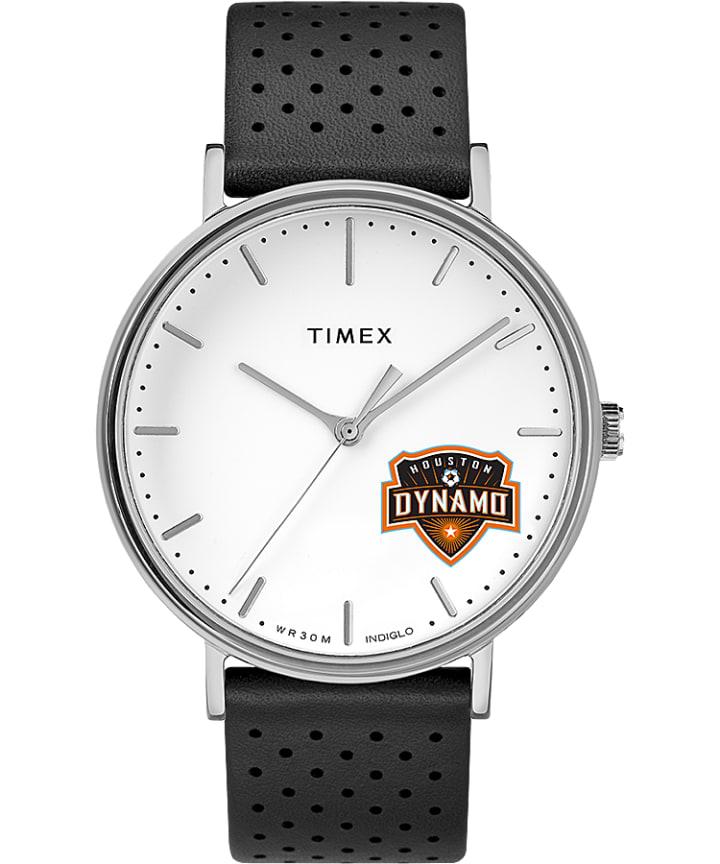 Bright Whites Houston Dynamo  large