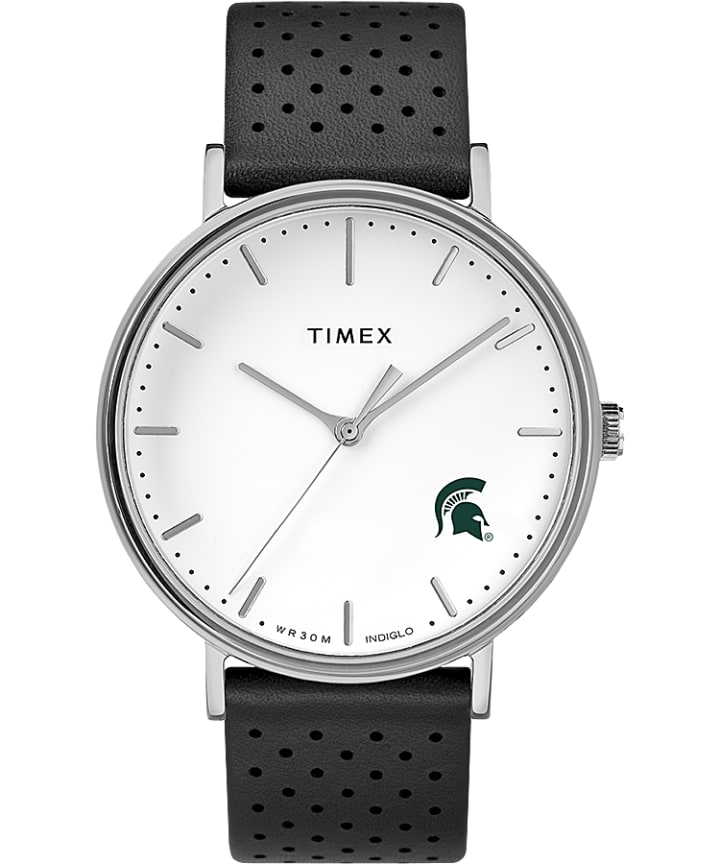 Bright Whites Michigan State Spartans  large