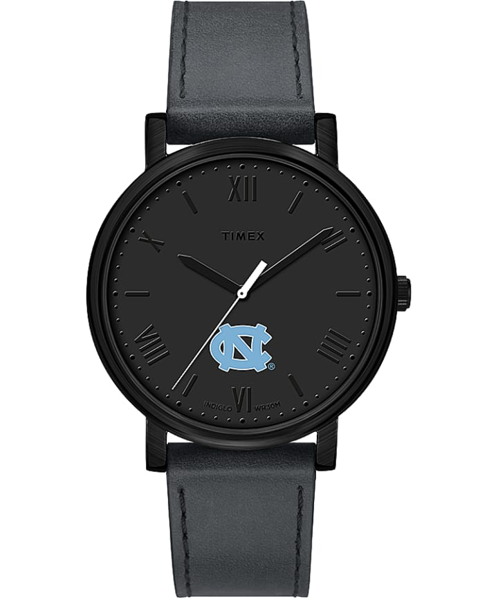 Night Game North Carolina Tar Heels  large