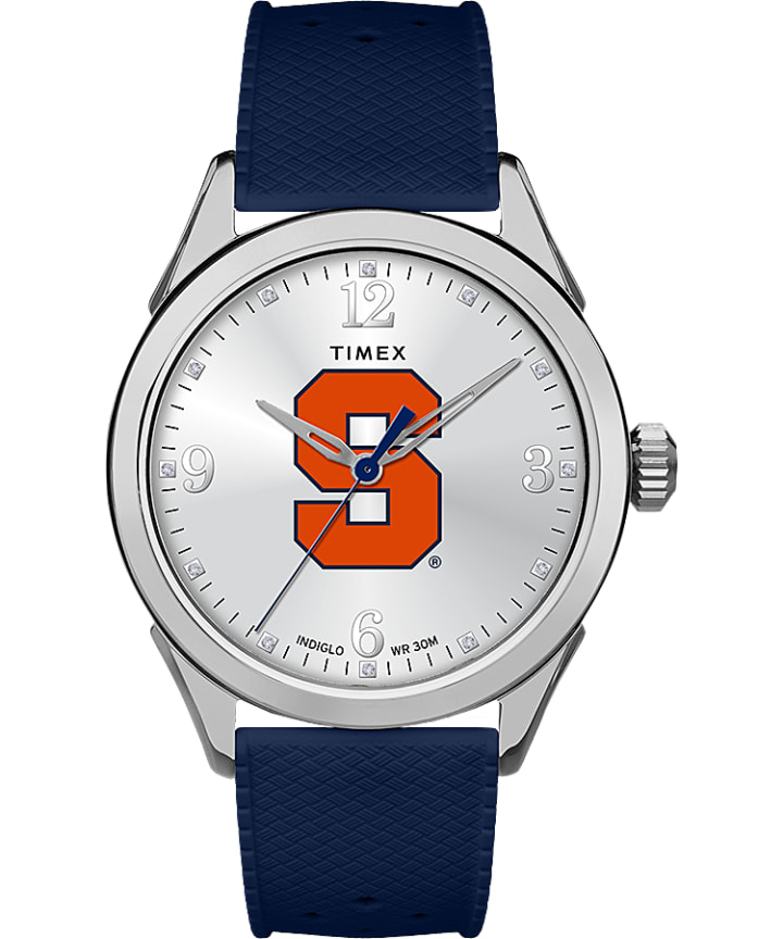Athena Navy Syracuse Orange  large