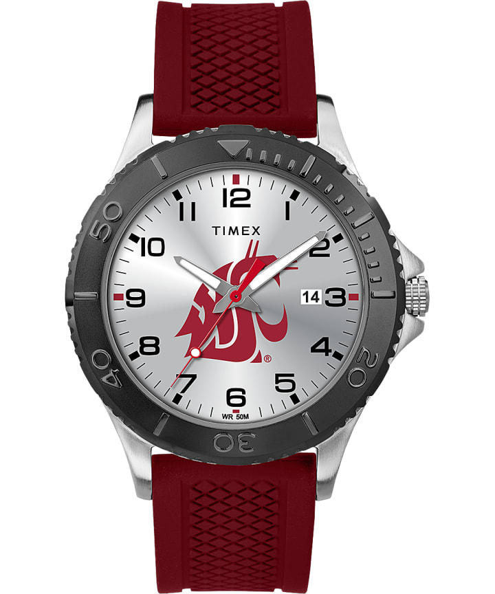 Gamer Crimson Washington State Cougars  large