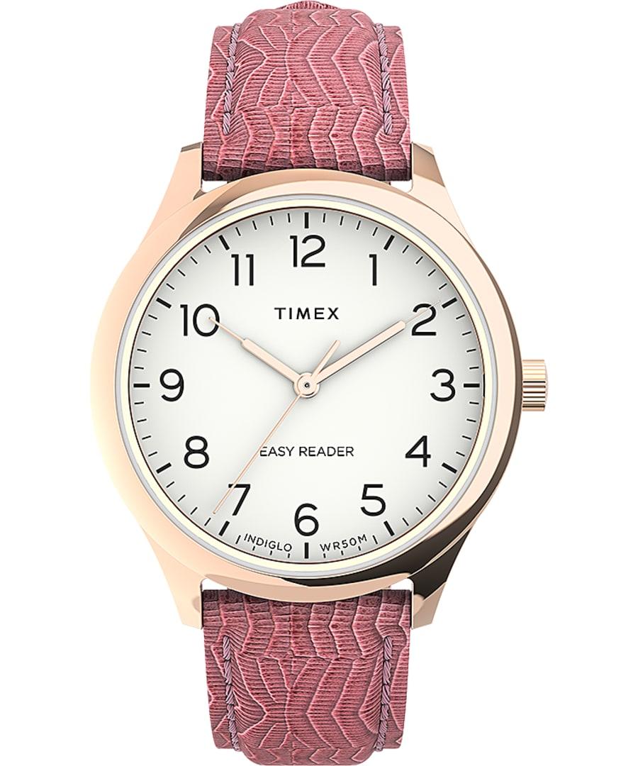 Easy Reader Gen1 32mm Leather Strap Watch