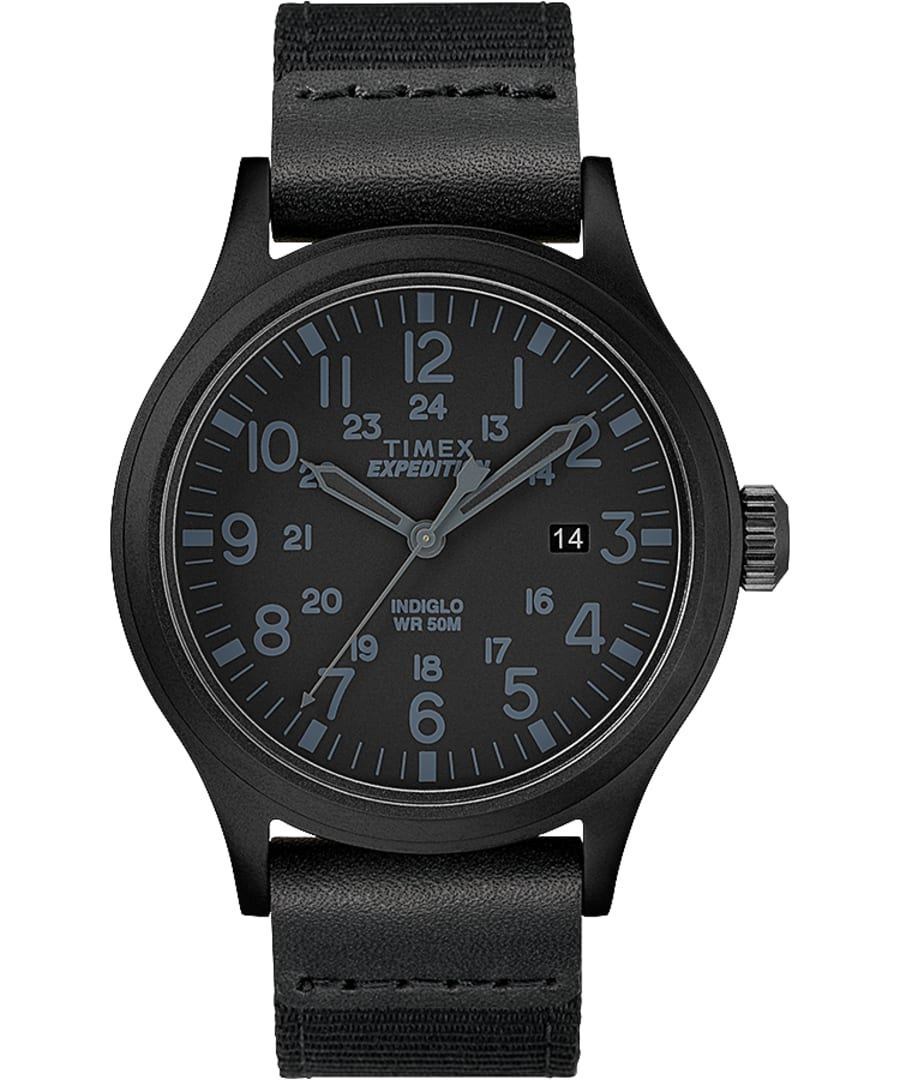 Picture of the Timex Expedition Scout 40mm Black
