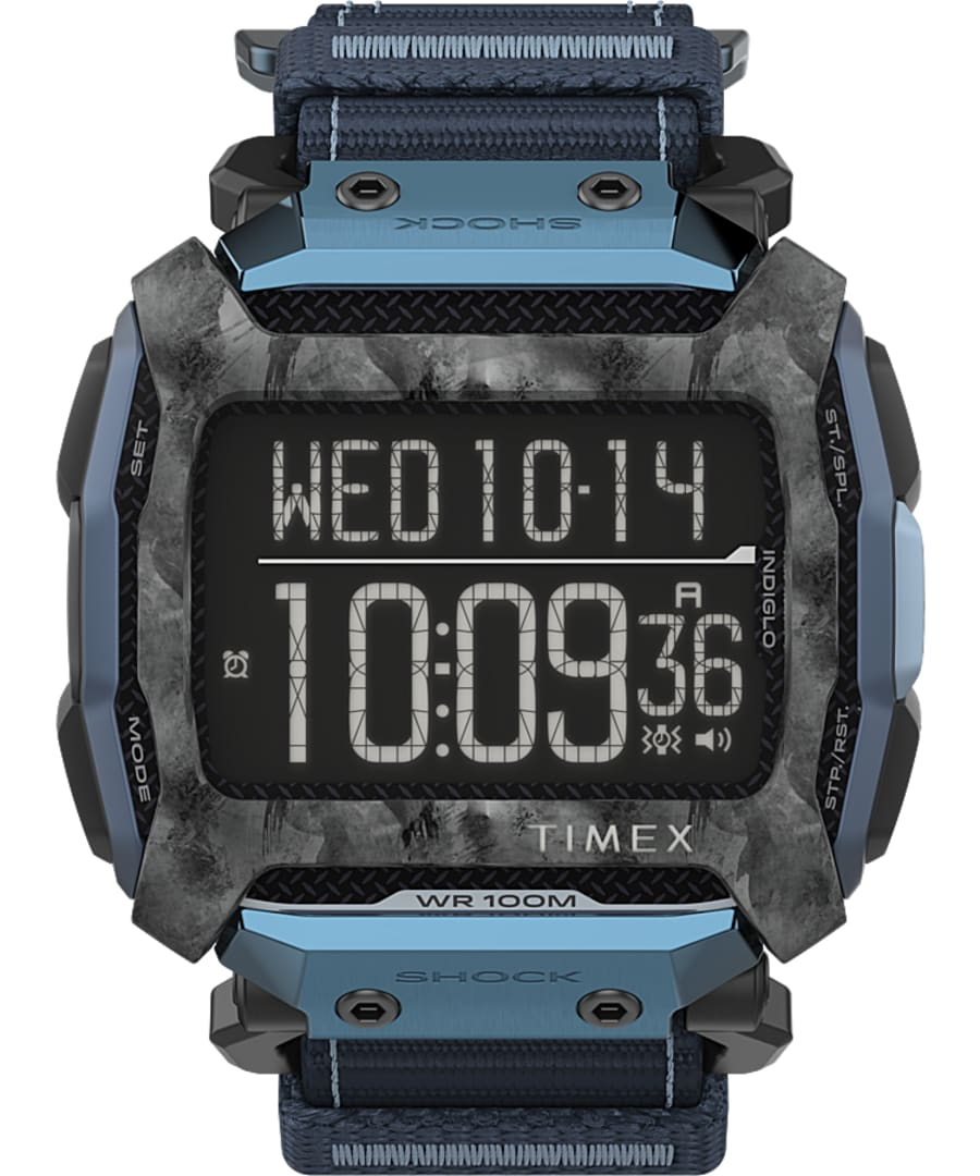 Command - Shock 54mm Fabric FAST WRAP Watch