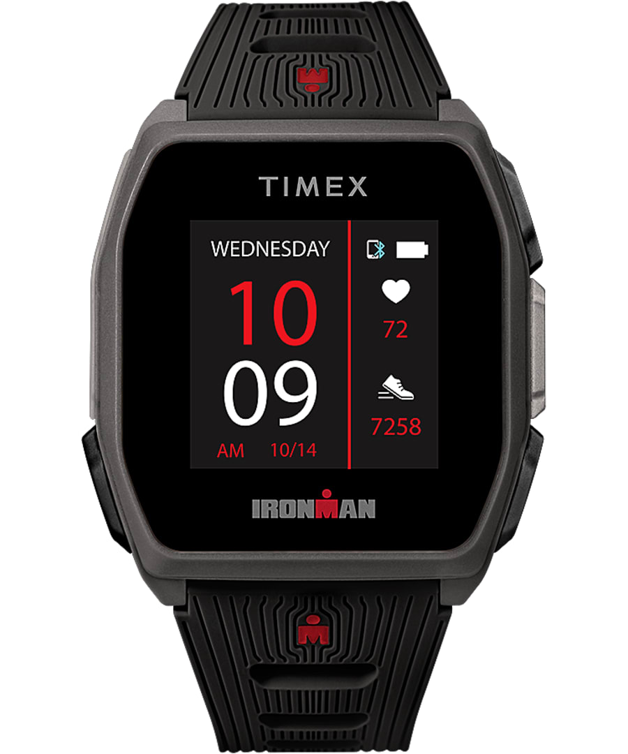 TIMEX IRONMAN R300 GPS 41mm Silicone Strap Watch