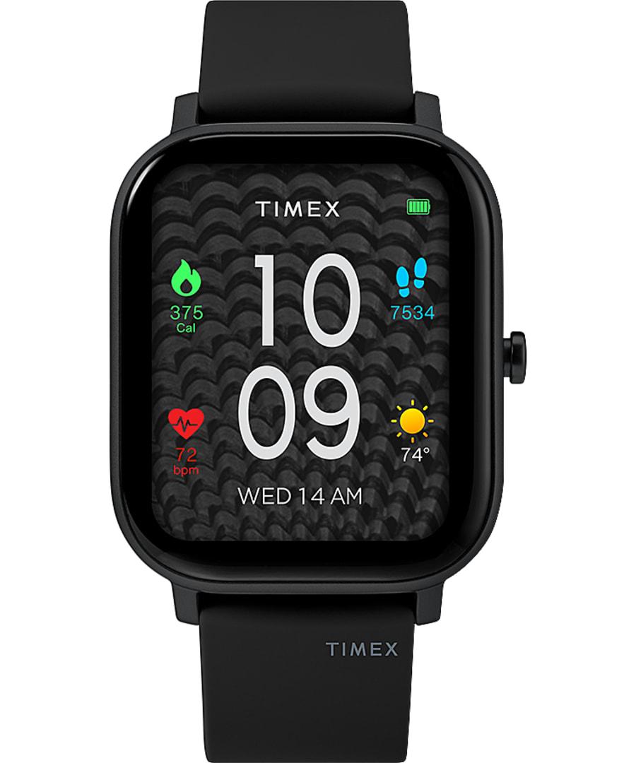 Timex Metropolitan S 36mm Silicone Strap Watch