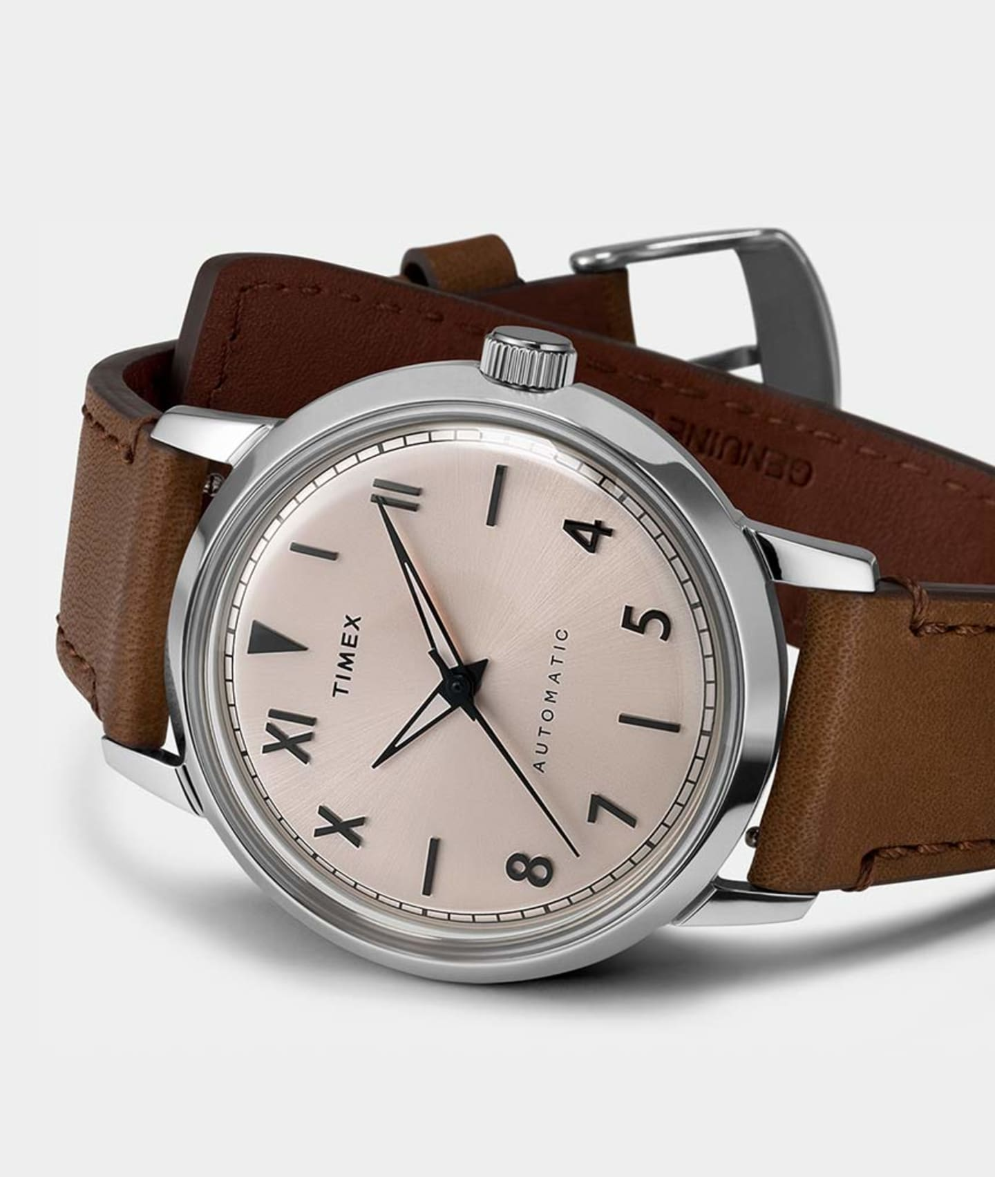 Marlin Automatic CA Watch.