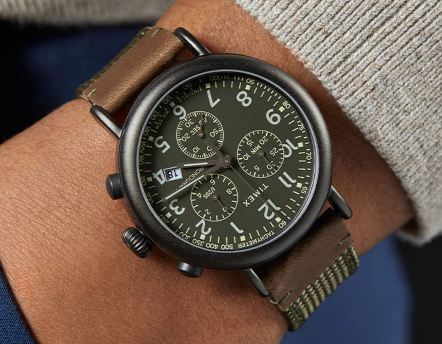 Mens Lifestyle Standard Watch.