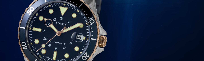 Navi XL Automatic Watch.