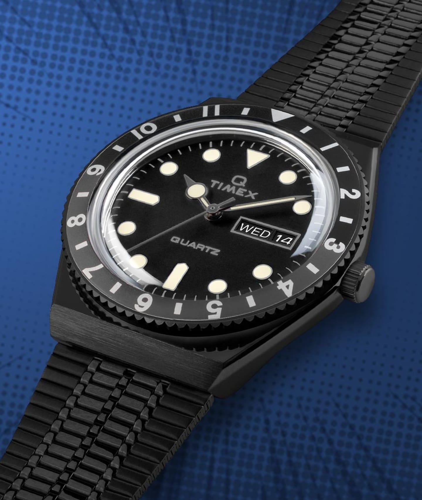 Q Colors Black Watch.