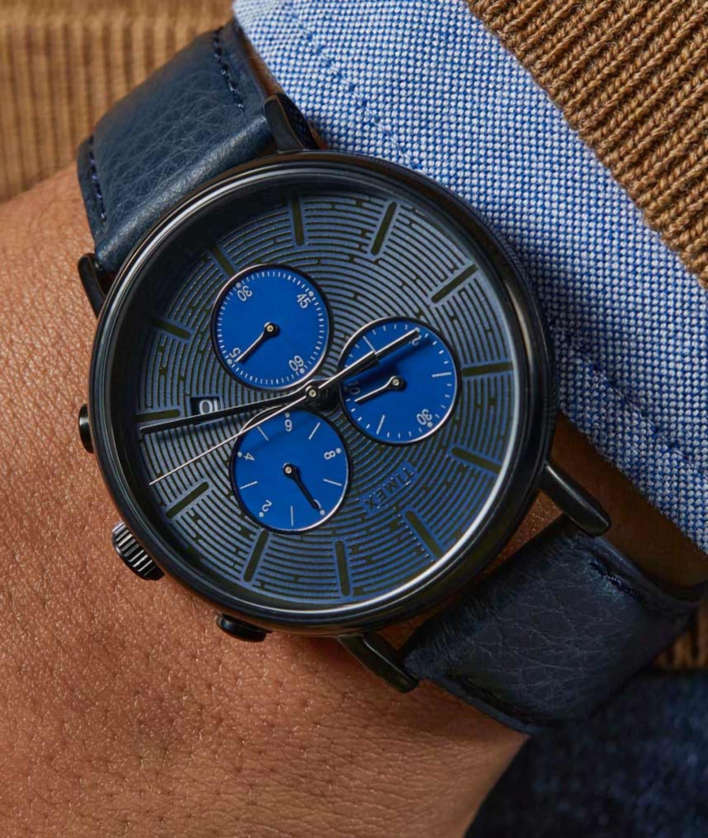 Fairfield Chronograph Watch.