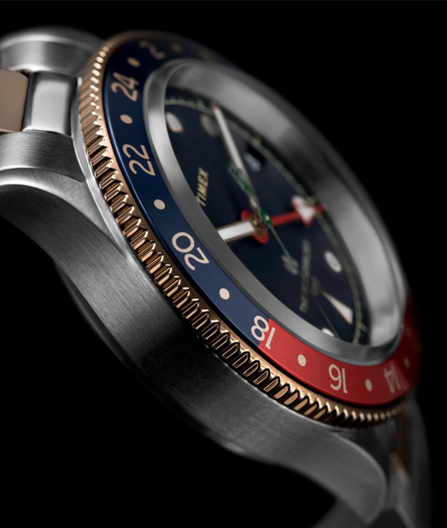 Waterbury GMT Watch.