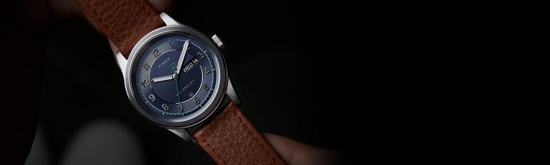 Waterbury Traditional Automatic Watch.