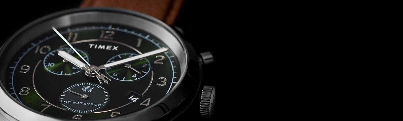 Waterbury Traditional Chronograph Watch.