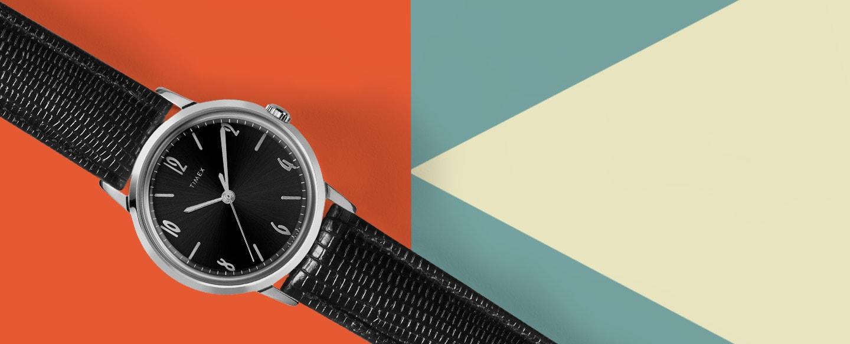 Old timex wrist watches