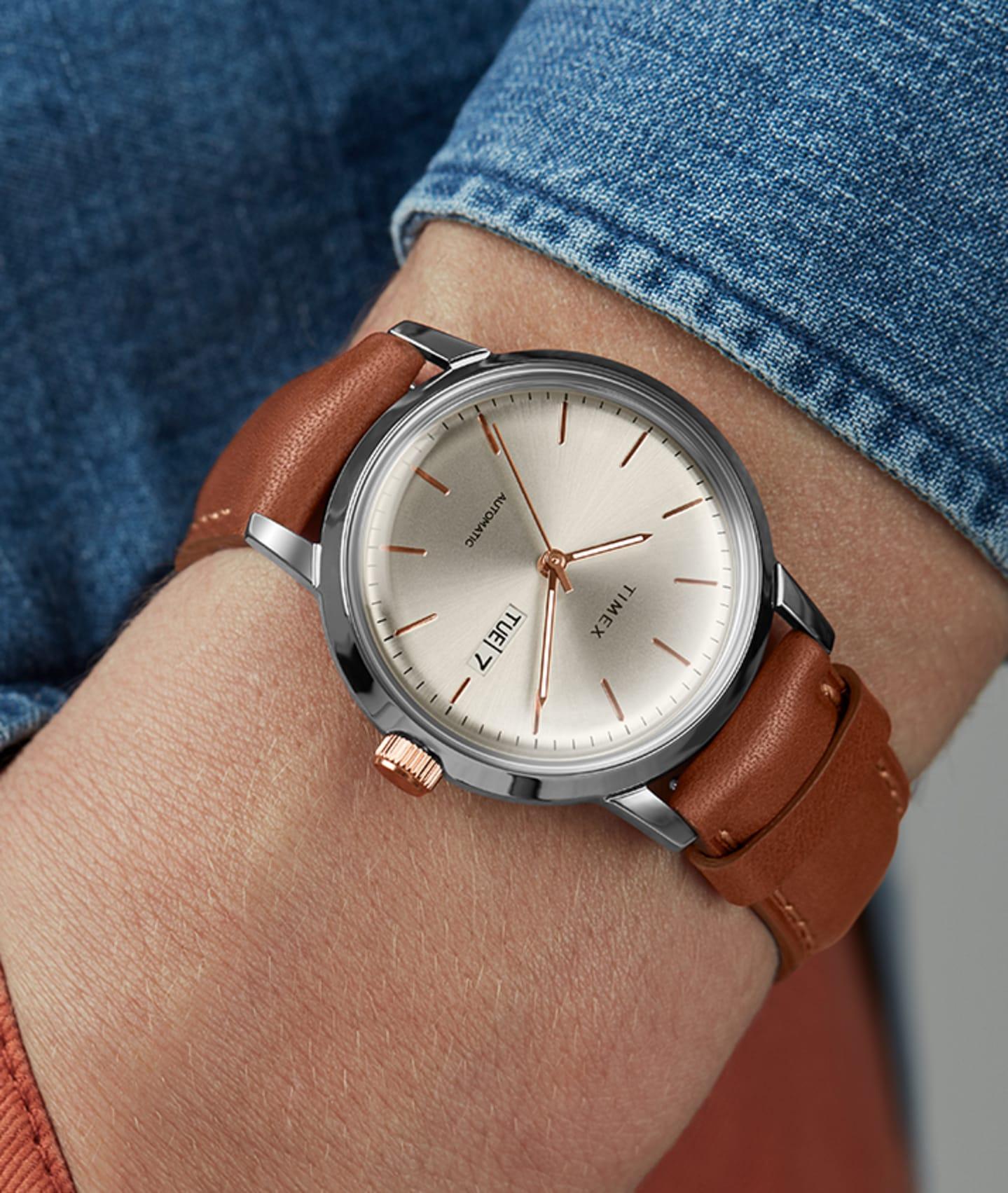 Marlin Automatic Watch.