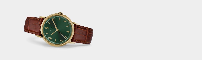 Marlin Hand-Wound Watch.