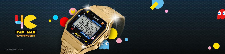 T80 x Pac-man™ 40th Anniversary Watch.