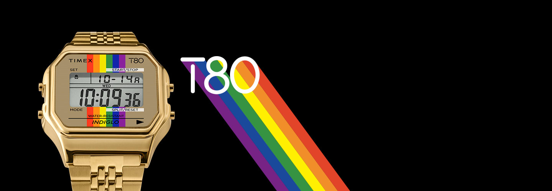 T80 Rainbow Watch Coming Soon.