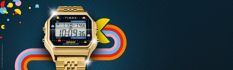 T80 Pacman watch.