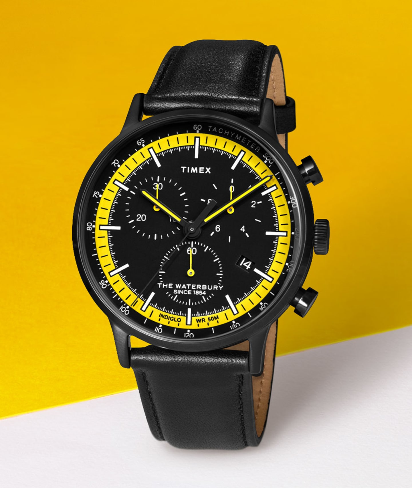 Waterbury Chrono Watch.