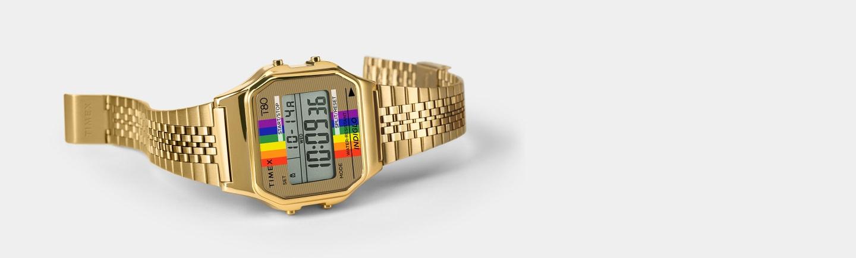 T80 Rainbow Watch.