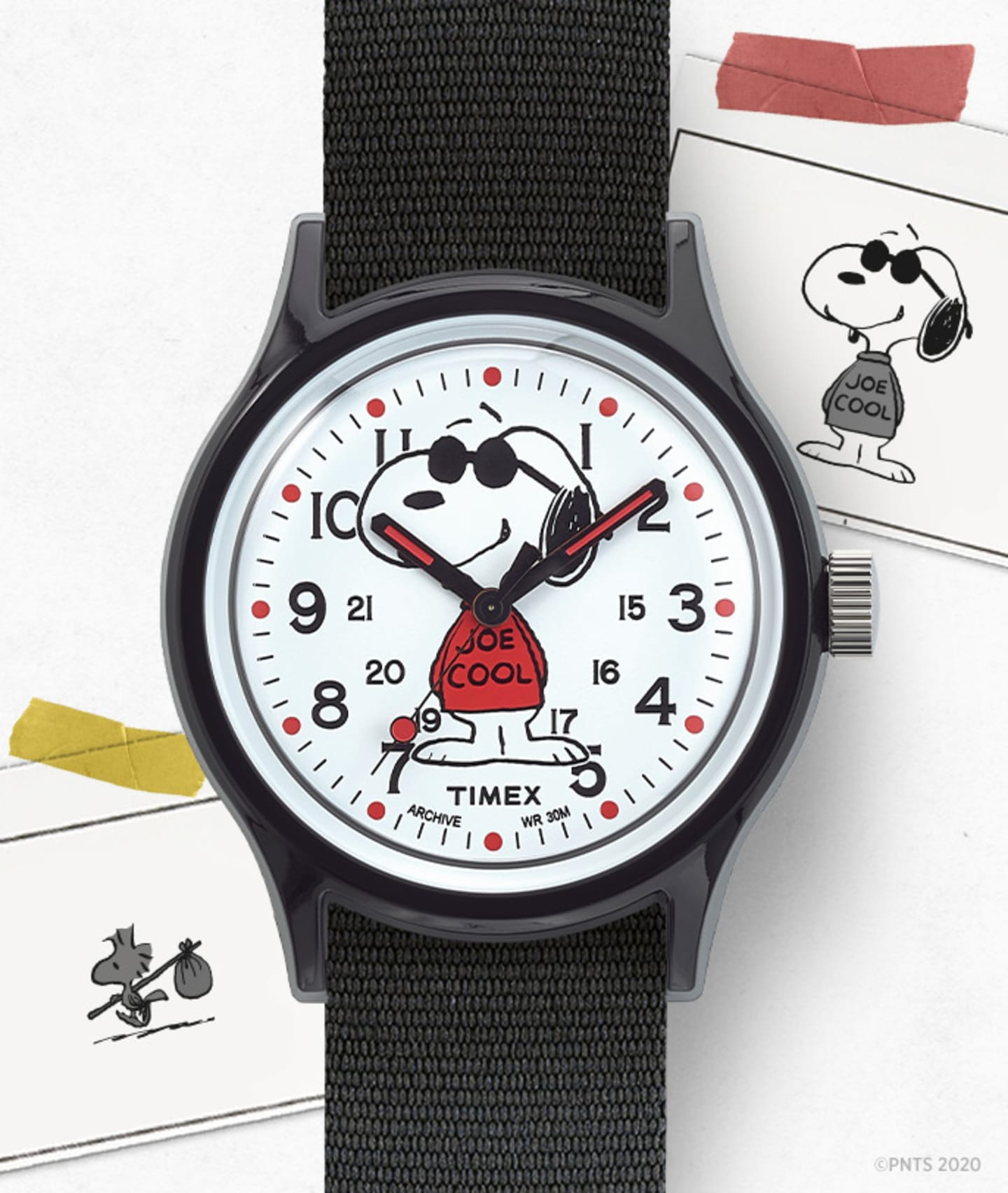 Archive MK1 Peanuts Watch.